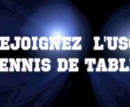 Rejoignez l'USC Tennis de Table !